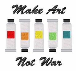 Make Art embroidery design