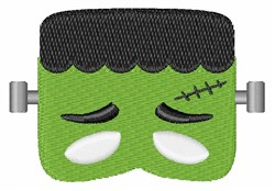 Frankenstein Mask embroidery design