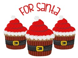 For Santa embroidery design