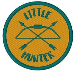 Little Hunter embroidery design