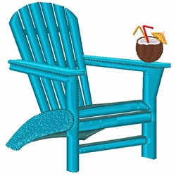 Adirondack Chair Embroidery Designs Machine Embroidery