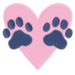 Pet Love embroidery design
