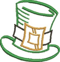 Leprechaun Hat embroidery design