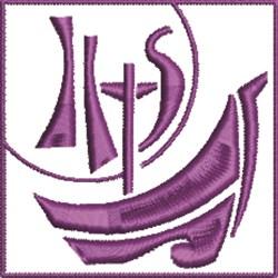Christian Symbol embroidery design