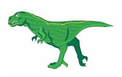 Tyrannosaurus Rex embroidery design