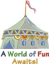 World Of Fun embroidery design
