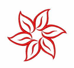 Flower Floral embroidery design