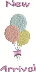 New Arrival embroidery design