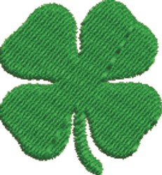 4-Leaf Clover embroidery design