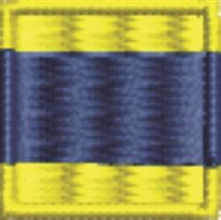 Nautical Flag D Delta embroidery design