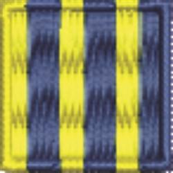 Nautical Flag G Golf embroidery design