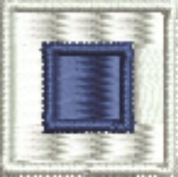Nautical Flag S Sierra embroidery design