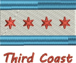 Third Coast embroidery design