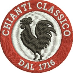 Chianti Rooster 1 embroidery design