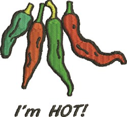 Im Hot embroidery design