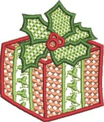 Christmas Gift embroidery design