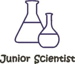 Junior Chemists embroidery design