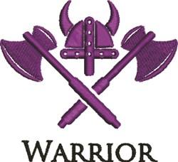 Viking Warrior Armor embroidery design