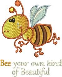 Bumblebee Beautiful embroidery design