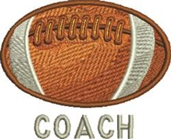 Coach embroidery design