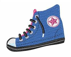 Converse Sneaker embroidery design