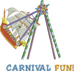 Carnival Fun embroidery design