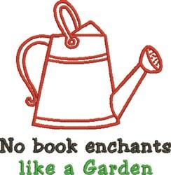 Garden Enchants embroidery design