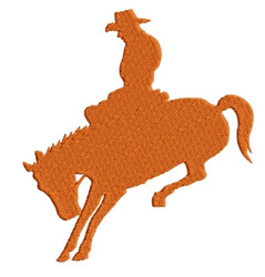 Rodeo 2 embroidery design