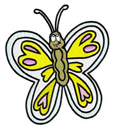 Butterfly 9 embroidery design
