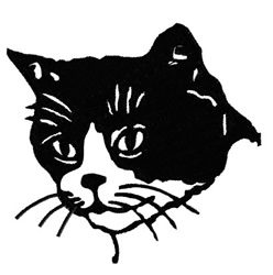 British Shorthair Cat embroidery design