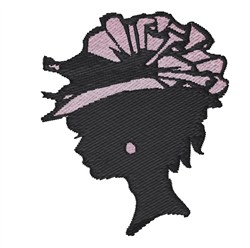 Fancy Hat embroidery design