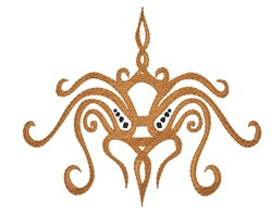 Tribal Tattoo embroidery design
