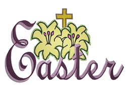 Easter Graphic embroidery design