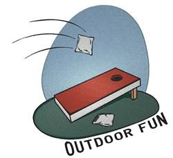 Outdoor Fun embroidery design