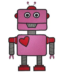Programmed For Love  embroidery design