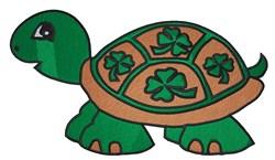 Today Im Irish Turtle embroidery design