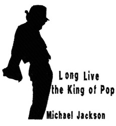 Michael Jackson embroidery design