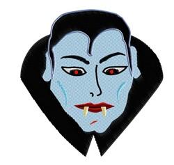 Vampire embroidery design