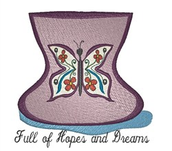 Hopes And Dreams embroidery design