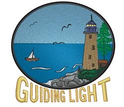 Guiding Light embroidery design