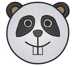 Cute Panda embroidery design