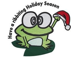 Holiday Season embroidery design