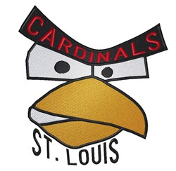 St.Louis embroidery design