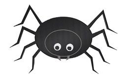 Spider Bug embroidery design