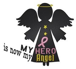 Hero Now Angel embroidery design