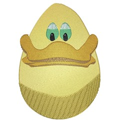 Ducky Egg embroidery design