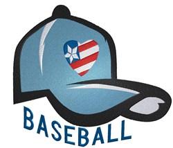 Born To Play Baseball embroidery design