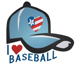 Baseball Is Everything embroidery design