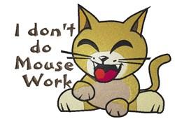 Cute Cartoon Kitty embroidery design