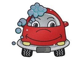 Cartoon Truck embroidery design